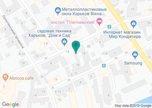 Стоматологическая клиника «Клиника доктора Крамаренко» - на карте
