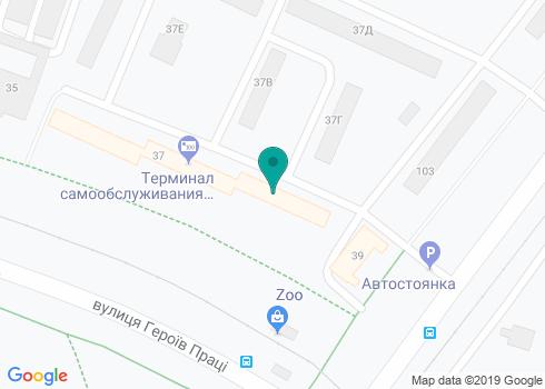 Стоматологическая клиника «Санитас» - на карте