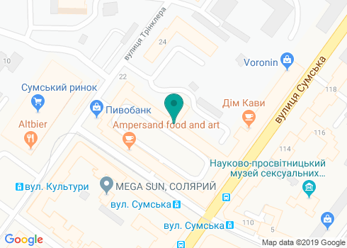 Стоматологическая клиника «Лемента и Ко» - на карте