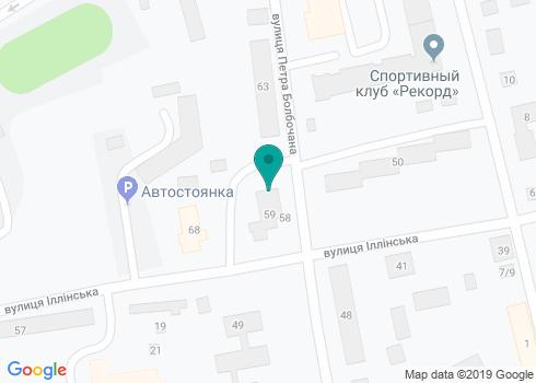Харьковская городская стоматологическая поликлиника №8 - на карте
