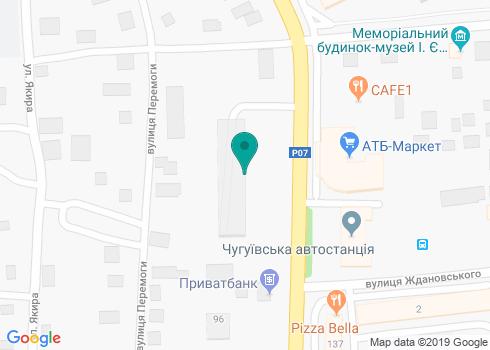 Стоматологическая клиника «Эстетик» - на карте