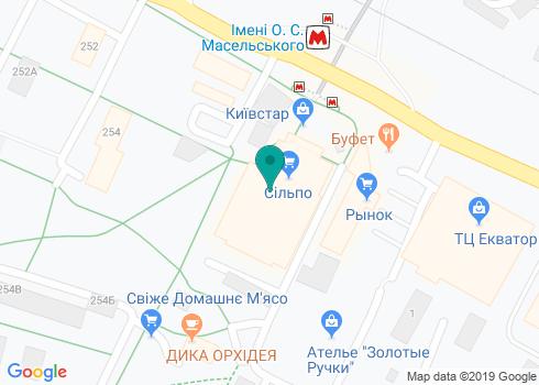 Стоматологический кабинет «Дент Шарк» - на карте