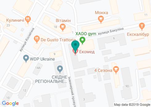 Независимый диагностический центр «3D диагностика» - на карте