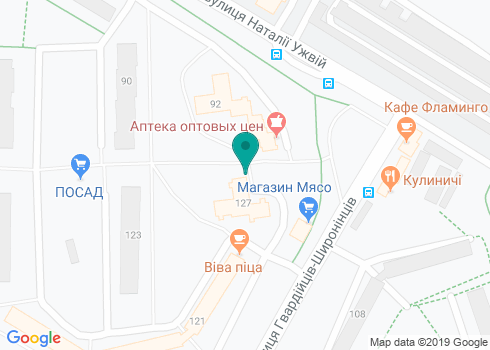 Стоматология Мастер Мед, филиал №7 - на карте