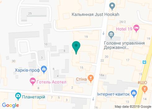 Стоматологическая клиника «Скайлекс» - на карте