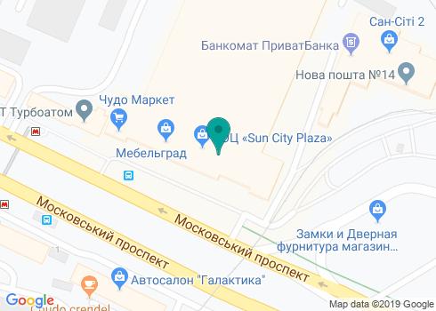 Стоматологический кабинет «Дентис» - на карте