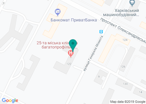 Стоматологическая клиника «Дента-Л» - на карте