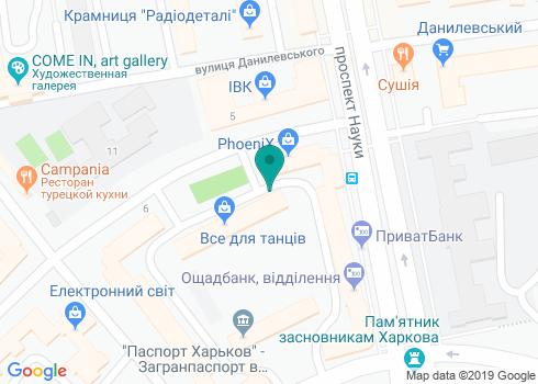 Стоматологическая клиника «Центр современной стоматологии» - на карте