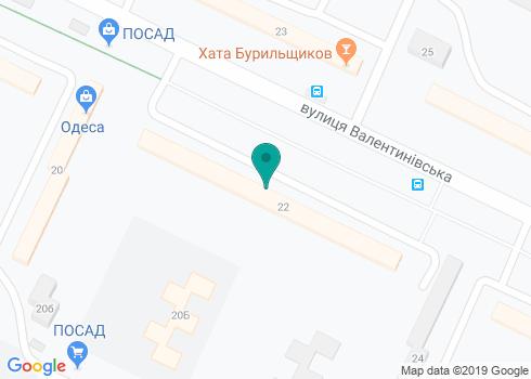 Стоматологический кабинет Сенчишиной Е.А. - на карте