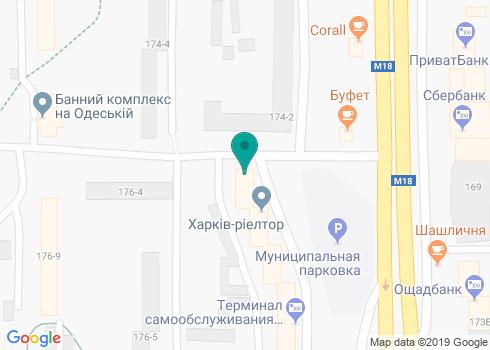 Стоматологическая клиника «Лія» - на карте