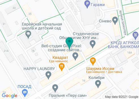 Стоматологическая клиника «ЭСТЕТ-МБР» - на карте