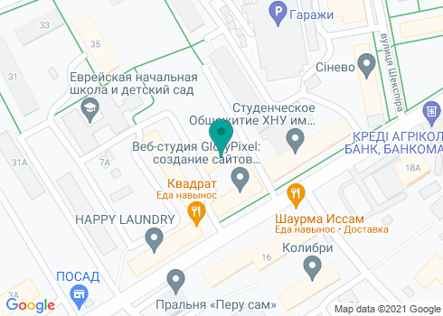 Стоматология ЭСТЕТ-МБР - на карте