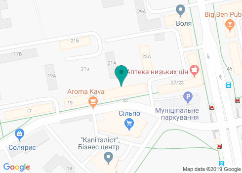 Стоматология ФЛП Прогноза Виталина Валерьевна - на карте