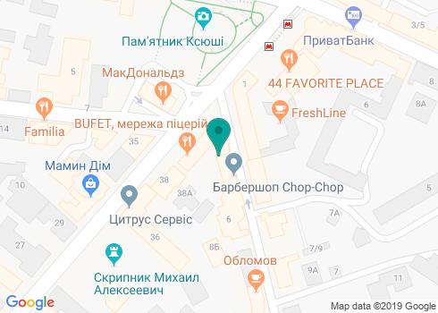 Стоматологиz Мужичук Игорь Владиславович - на карте
