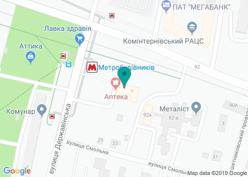 Стоматологический кабинет ФЛП Горовая Надежда Евгеньевна - на карте