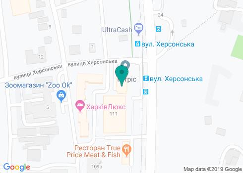Стоматологический кабинет Ковтуненко Анны Витальевны - на карте