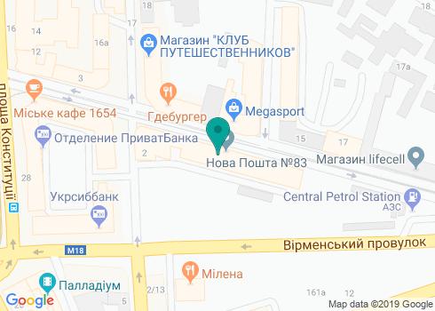 Сеть стоматологических кабинетов «Гранд стоматология» - на карте