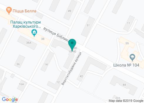 Стоматологическая клиника «Happy-dent» - на карте