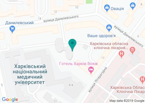 Стоматологическая клиника «Butenko Dental» - на карте