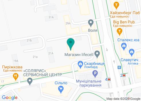 Студия стоматологии LoveStom - на карте