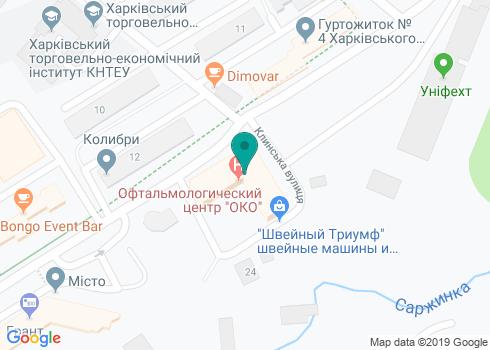 Стоматология Дергачева А. В. - на карте