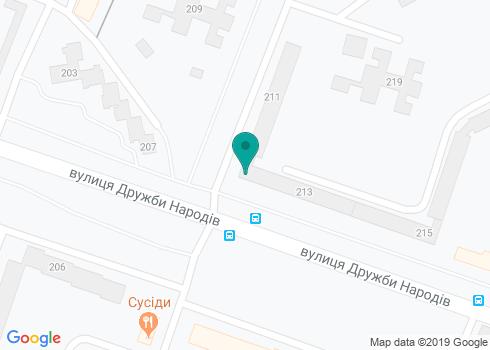 Стоматология My dental clinic - на карте