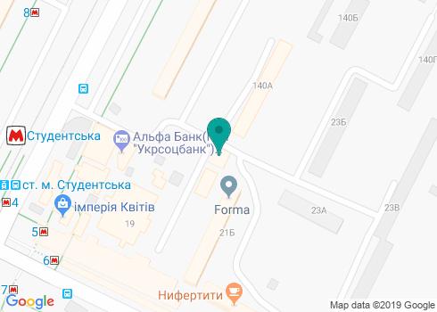 Центр семейной стоматологии - на карте
