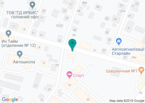 Стоматологическая клиника «Dental room» - на карте