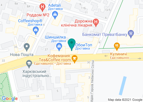 Профессорская стоматология Любченко - на карте