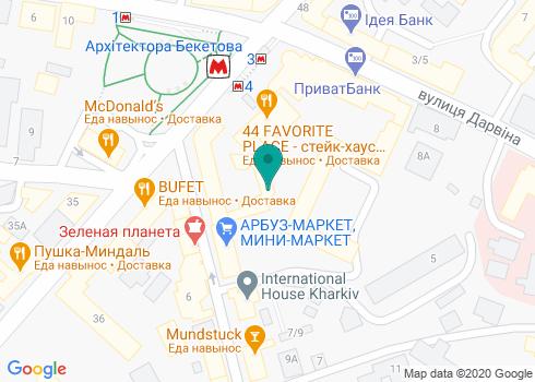 Стоматология Новая Стоматология на Архитектора Бекетова - на карте