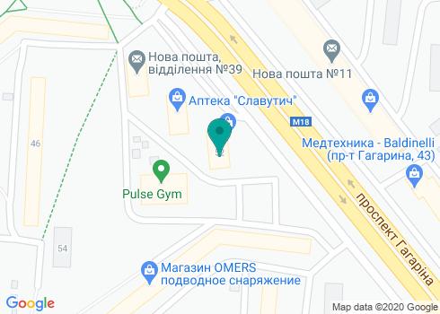 Стоматология Aleksandrit - на карте