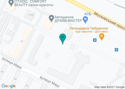 Стоматология Varich clinic - на карте