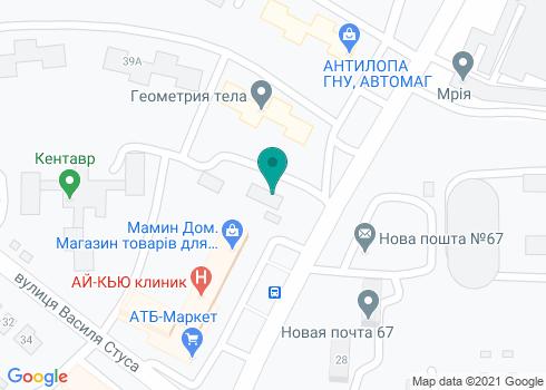 Стоматология Мисто-Дент HomeClinic - на карте