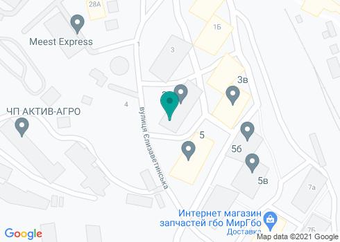 Стоматология Ultrastom - на карте