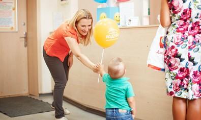 Центр детского здоровья «Радуга», стоматологическое отделение