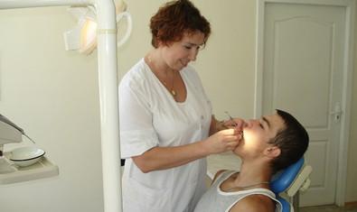 Харьковская областная студенческая больница, стоматологическое отделение