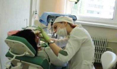 Харьковская городская поликлиника №10, Стоматологическое отделение