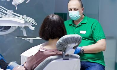 Медицинский центр «Снежана», стоматологическое отделение