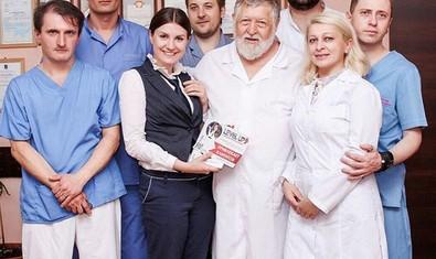 Центр здоровья доктора Артемчука, стоматологическое отделение
