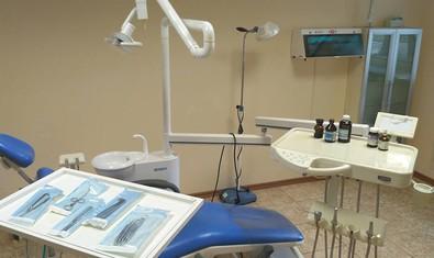 Кабинет стоматологической имплантации Олега Блохина