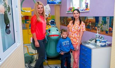 Стоматологическая клиника «Мисто-Дент», детское отделение