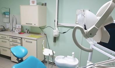 Стоматологическая клиника «Альмадент»