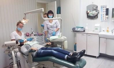 Стоматологическая клиника «Эталон»
