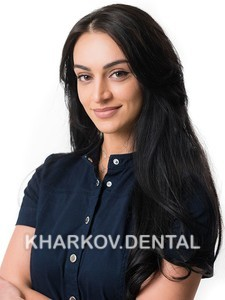 Асланова Оксана Айнудиновна