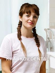 Баштан Екатерина Витальевна