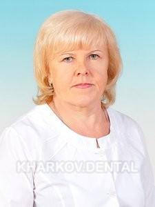 Богданова Людмила Николаевна