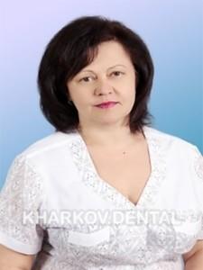 Бондарь Любовь Владимировна