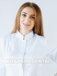 Джамакашвили Мариам Зазаевна
