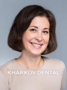 Гарбуз Ольга Михайловна