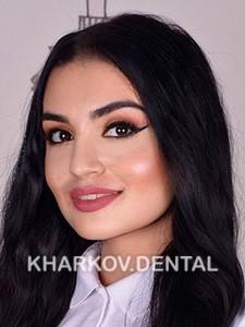 Гасанова Айнура Балабековна